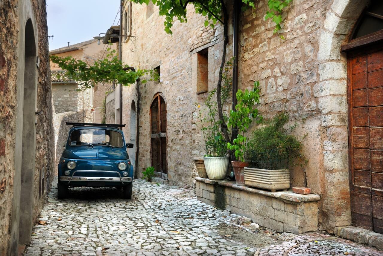 Autovakantie Italië