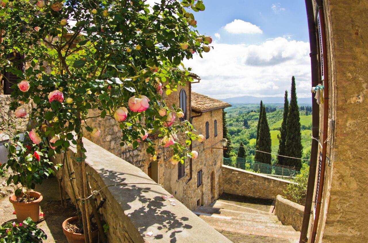 Rondreis Italië - Toscane