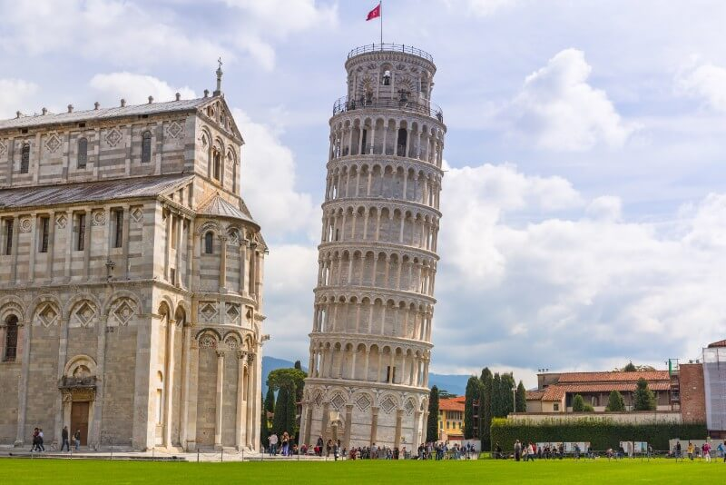 rondreis Noord Italië - Pisa