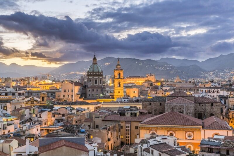 Rondreis Sicilië - Palermo