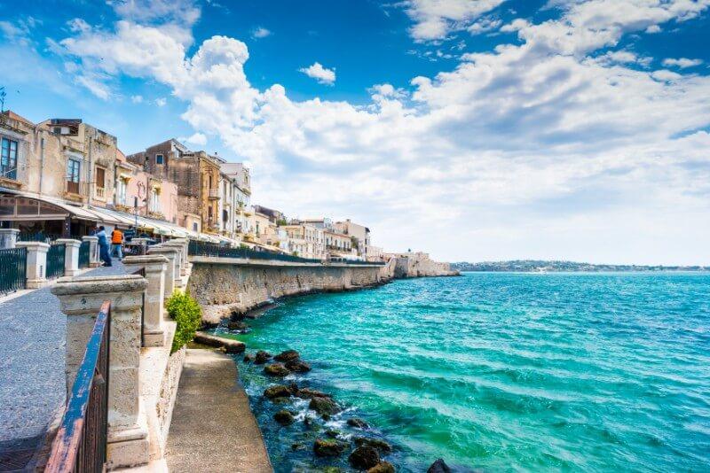 Rondreis Sicilië - Syracuse