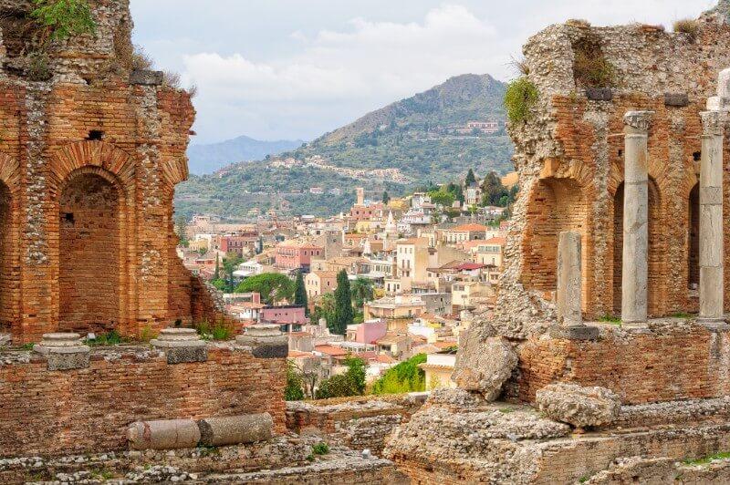 rondreis Sicilië - Taormina