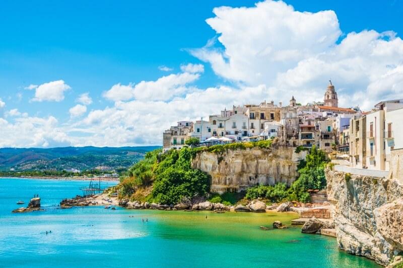 Rondreis Zuid Italië