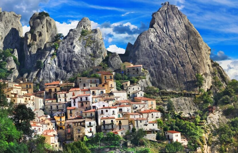 rondreis Zuid Italië - Dolomiti Lucane