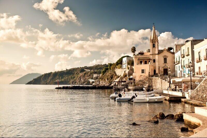 Rondreis Zuid Italië - Lipari