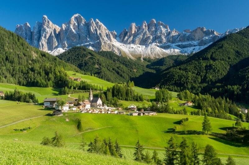 Rondreis Italie - Dolomieten