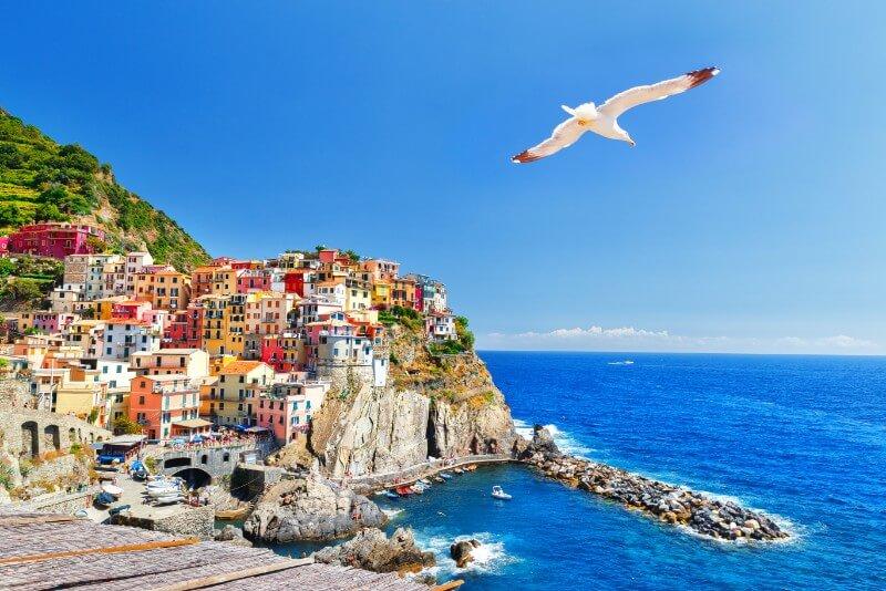 Liguria Cinque Terre Noord Italie