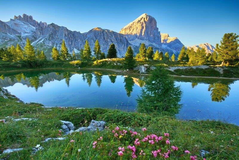 Rondreis Noord Italie - Dolomieten