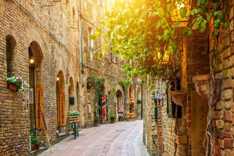 Rondreis Noord Italië - Toscane