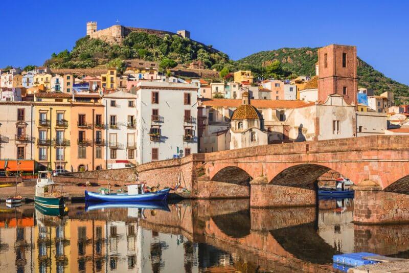 Rondreis Italië - Sardinië