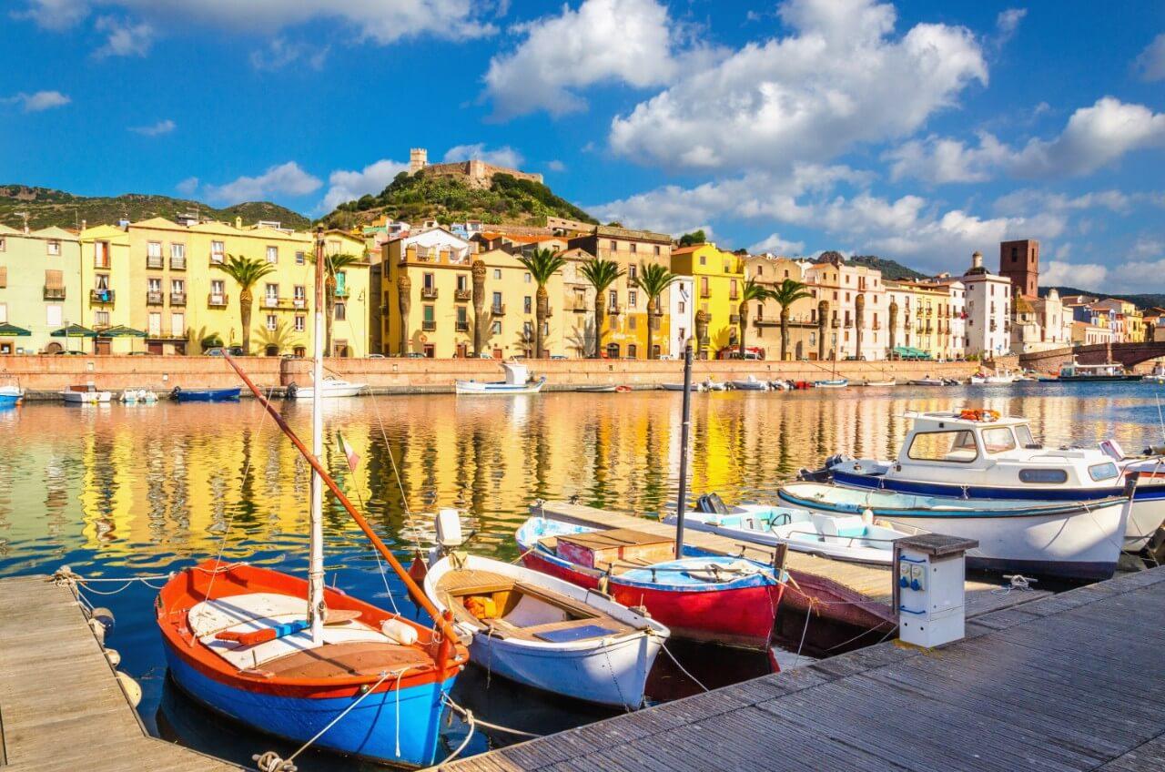 Relaxen op Sardinie
